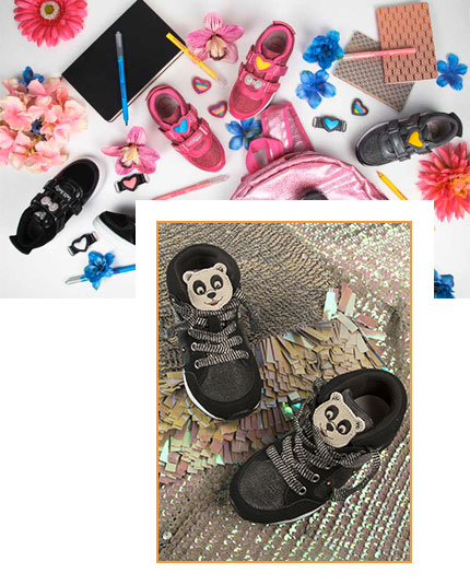 Impronta scarpe Lelli Kelly