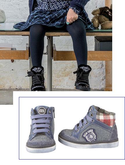 Impronta scarpe melania Lugano