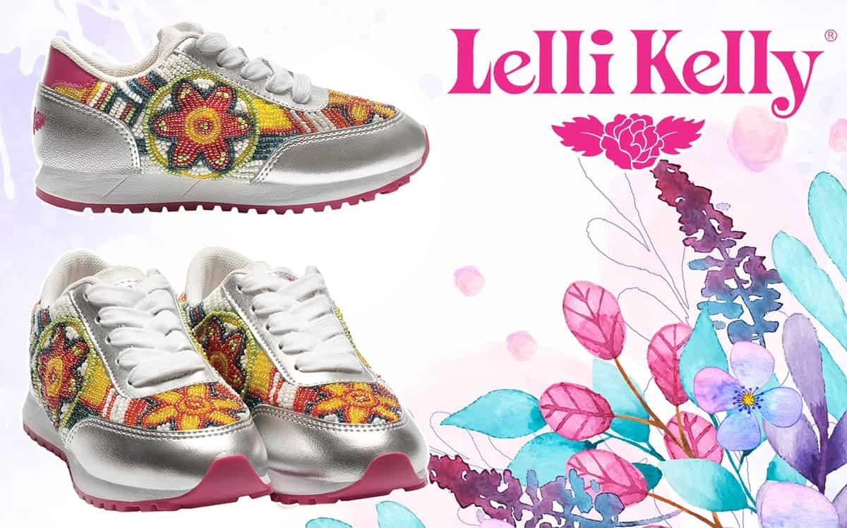 Impronta Herber scarpe Lelli Kelly colorissima
