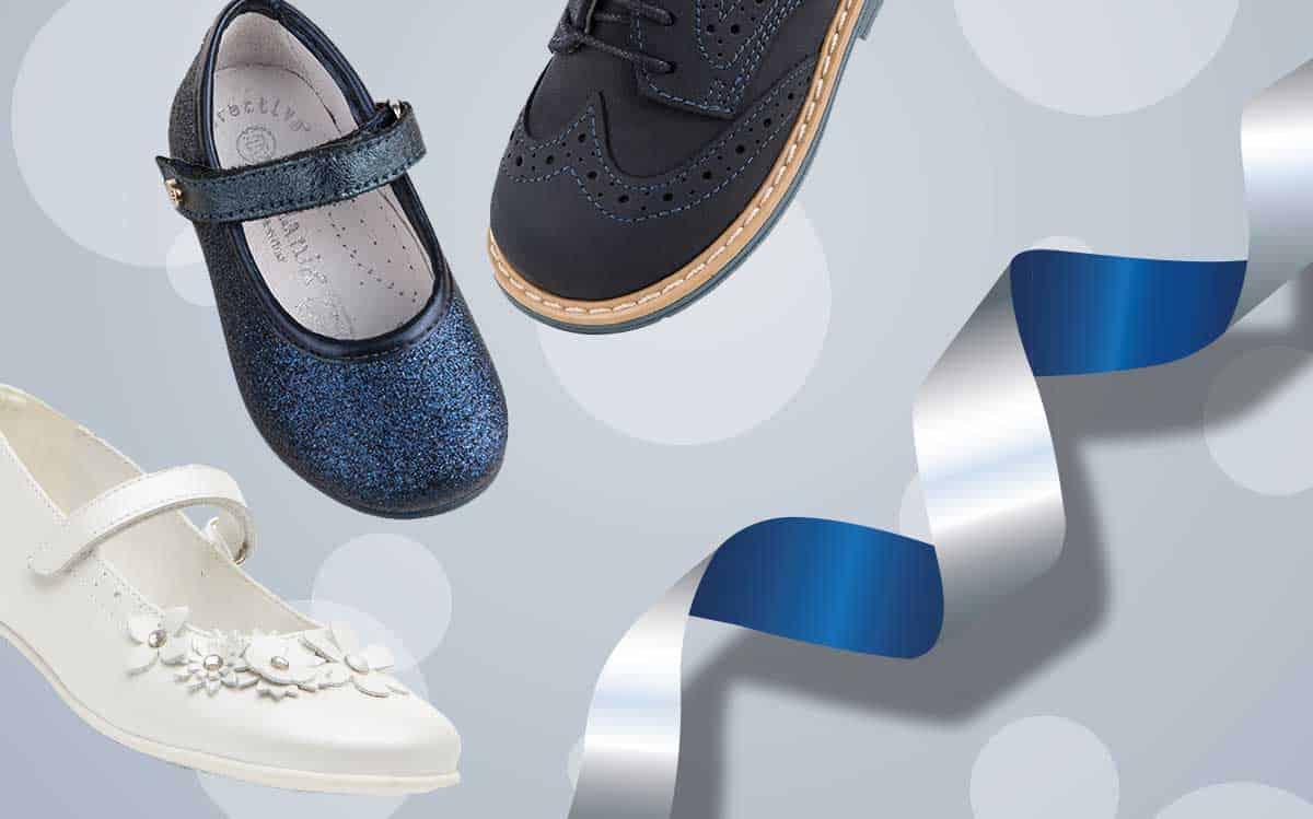 Scarpe da cerimonia per bambini: l'accessorio giusto per i momenti importanti