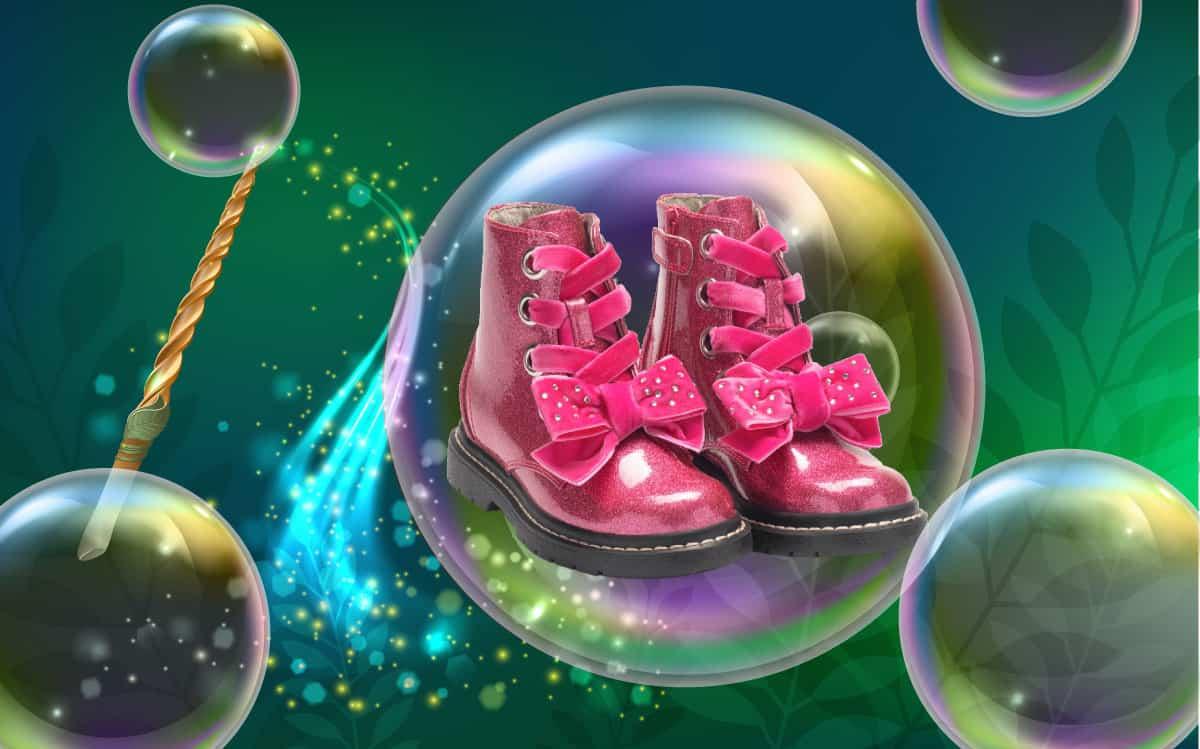 lelli Kelly fior di fiocco Impronta Herber scarpe bambina Lugano