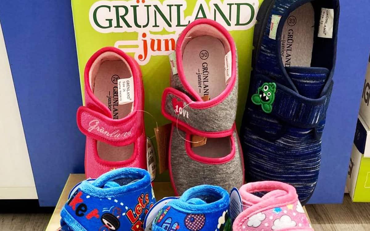 Rivenditore Grunland Junior in Ticino